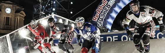 TPC au Red Bull Crashed Ice !