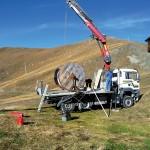 Camion grue TPC Maintenance