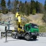 Camion TPC Maintenance
