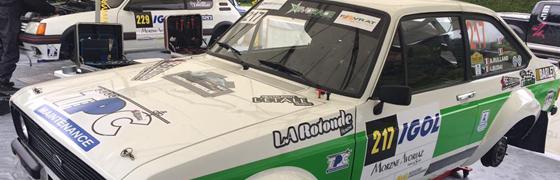 Nouveau rallye du Mont-Blanc pour la Team BTRacing